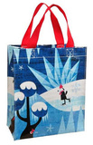 Snow Day Handy Bag Tote Bag
