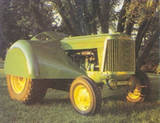 John Deere Tractor no.  60 (On Lawn) Prints