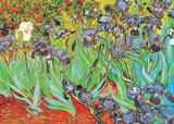 Irises Art by Vincent van Gogh