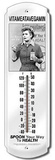 I Love Lucy Vitameatamin Indoor/Outdoor Thermometer Tin Sign