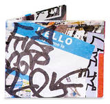 Graffitti Tyvek Mighty Wallet Wallet