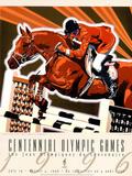 Olympic Equestrian Atlanta, c.1996 Prints by Hiro Yamagata