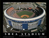 New York Mets Shea Stadium Sports Prints by Mike Smith