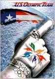 U.S. Olympic Team Nagano Japan, c.1998 Glove Plakat