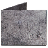 Scratched Metal Tyvek Mighty Wallet Wallet