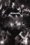 Metallica-Live Poster