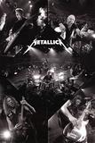 Metallica-Live Plakat