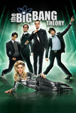 Big Bang Theory-Barbarella Poster