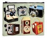 Cameras Zipper Pouch Zipper Pouch