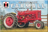 Farmall Model M Tractor Magnet Magnet