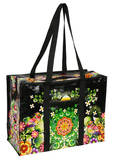 Moon Garden Shower Tote Bag