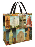 Skyscraper Shopper Bag Tote Bag