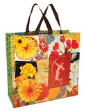 Flower Shopper Bag Tote Bag