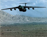 C-141 Starlifter (In Air) Prints