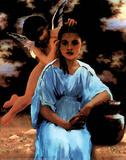 Whispering Angel ll Plakát
