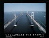Chesapeake Bay Bridge Prints by Mike Smith