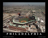 Philadelphia Phillies Citizens Bank Ballpark Sports Print by Mike Smith