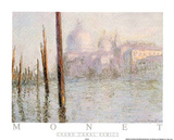 Venise Le Grand Canal Prints by Claude Monet