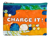 Charge It Coin Purse Coin Purse