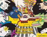 Yellow Submarine 1000 Piece Jigsaw Puzzle Puzzle
