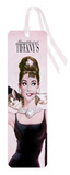Audrey Hepburn Breakfast At Tiffany's Movie Cat Bookmark Bookmark