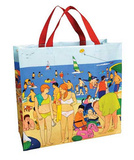 Day at the Shore Shopper Bag Tote Bag