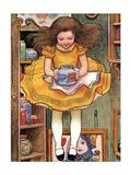 The White Rabbit Prints by Gwynedd Hudson