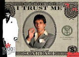 Scarface Movie Money 1000 Piece Jigsaw Puzzle Puzzle
