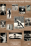 Great Moments of Olympic History Prints