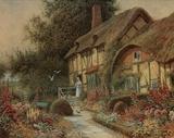 Ann Hathaways (Cottage) Prints