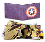 Captain America Tyvek Mighty Wallet Wallet