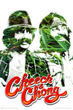 Cheech and Chong Pot Leaves Movie Poster Print Poster