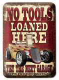 No Tools Loaned Here Garage  Light Switch Plate Light Switch Plate