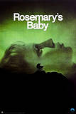 Rosemary's Baby Movie Mia Farrow Poster Print Poster