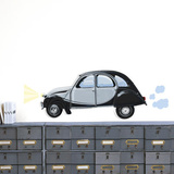 Lyonel Maillot 2CV CitroEn Wall Stickers Wall Decal