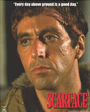Scarface Movie (Good Day) Poster Print Photo