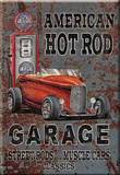 American Hot Rod Garage  Magnet Magnet