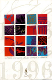 Atlanta, c.1996 Olympics Squares Prints