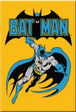 Batman Locker Refrigerator Magnet Magnet