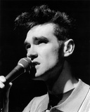 Morrissey (The Smiths, Microphone) Glossy Music Photo Photograph Print Photo