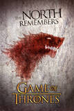 Game of Thrones The North Remembers TV Poster Print Posters