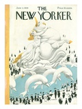 The New Yorker Cover - June 3, 1939 Giclee Print by Christina Malman