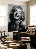 Marilyn Monroe by Tom Croft Movie Mini Mural Huge Poster Print Seinämaalaus