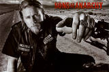 Sons of Anarchy Jackson TV Poster Print Prints