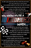 You Know You're a Redneck When Funny Poster Posters
