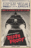 Grindhouse Movie (Death Proof, Car) Poster Print Photo