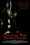 Crouching Tiger Hidden Dragon Movie Chow Yun Fat Poster Print Posters