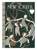 The New Yorker Cover - May 2, 1942 Giclee Print by Christina Malman