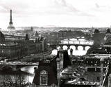 Paris (Skyline) Art Poster Print Poster