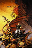The Dragon Lord (Fantasy) Art Poster Print Photo